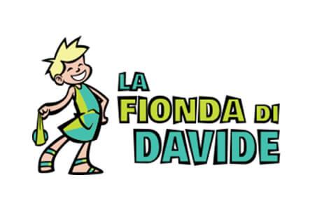 LA FIONDA DI DAVIDE